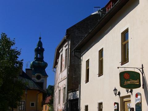 中欧家族旅行2012年08月-第六日目-スロヴァキア・バンスカー・シュチャヴニツァ散策_c0153302_1634963.jpg