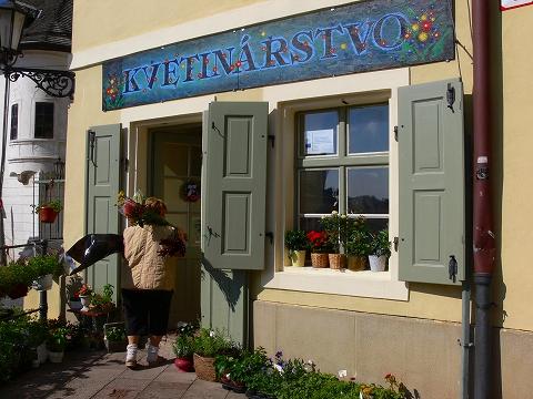 中欧家族旅行2012年08月-第六日目-スロヴァキア・バンスカー・シュチャヴニツァ散策_c0153302_16404534.jpg