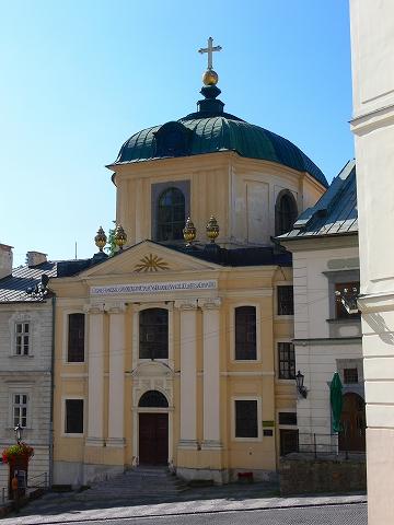 中欧家族旅行2012年08月-第六日目-スロヴァキア・バンスカー・シュチャヴニツァ散策_c0153302_1643525.jpg
