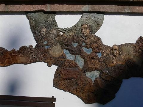 中欧家族旅行2012年08月-第六日目-スロヴァキア・バンスカー・シュチャヴニツァ散策_c0153302_16511373.jpg