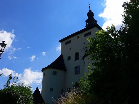 中欧家族旅行2012年08月-第六日目-スロヴァキア・バンスカー・シュチャヴニツァ散策_c0153302_17354513.jpg