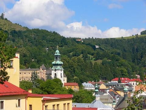 中欧家族旅行2012年08月-第六日目-スロヴァキア・バンスカー・シュチャヴニツァ散策_c0153302_17363439.jpg