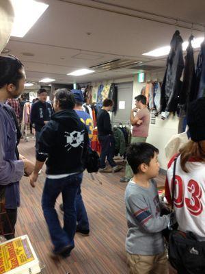 東京セレクションマーケット皆様ご苦労様でした!_b0120103_913598.jpg