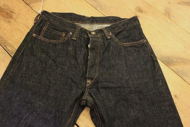 再入荷! 11B Denim Pants_d0121303_1941132.jpg
