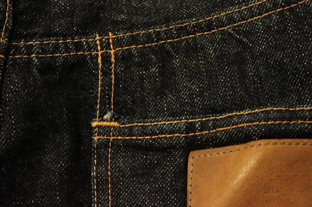 再入荷! 11B Denim Pants_d0121303_1982870.jpg