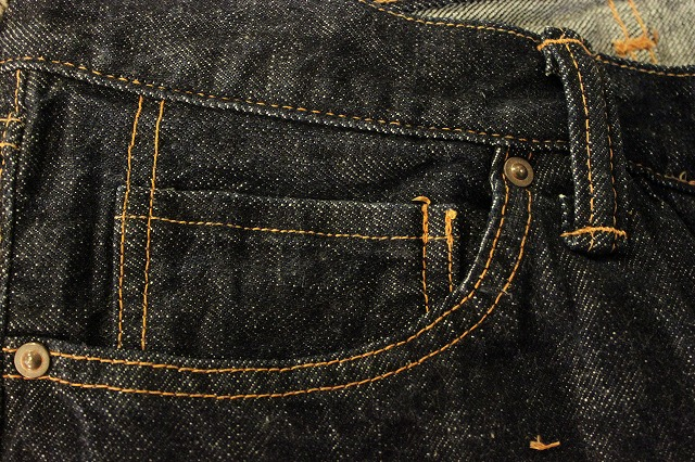 再入荷! 11B Denim Pants_d0121303_198659.jpg