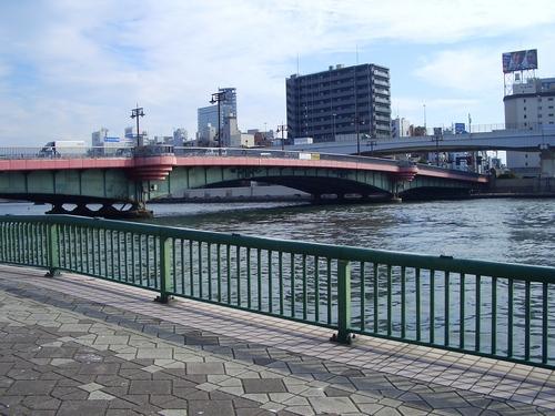 回向院と両国橋(赤穂浪士引き揚げルート2)_c0187004_16493522.jpg