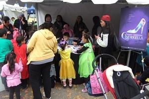 NYのセントラルパークがファンタジー・ワールドに Pumpkin Festival 2012_b0007805_11504428.jpg