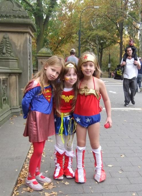 NYのセントラルパークがファンタジー・ワールドに Pumpkin Festival 2012_b0007805_11513342.jpg
