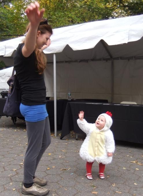 NYのセントラルパークがファンタジー・ワールドに Pumpkin Festival 2012_b0007805_11514625.jpg