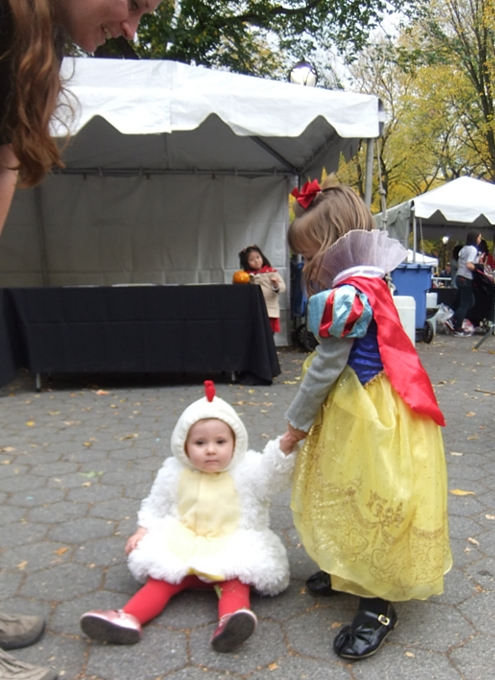 NYのセントラルパークがファンタジー・ワールドに Pumpkin Festival 2012_b0007805_11515858.jpg