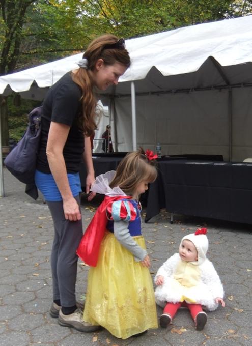 NYのセントラルパークがファンタジー・ワールドに Pumpkin Festival 2012_b0007805_11532079.jpg