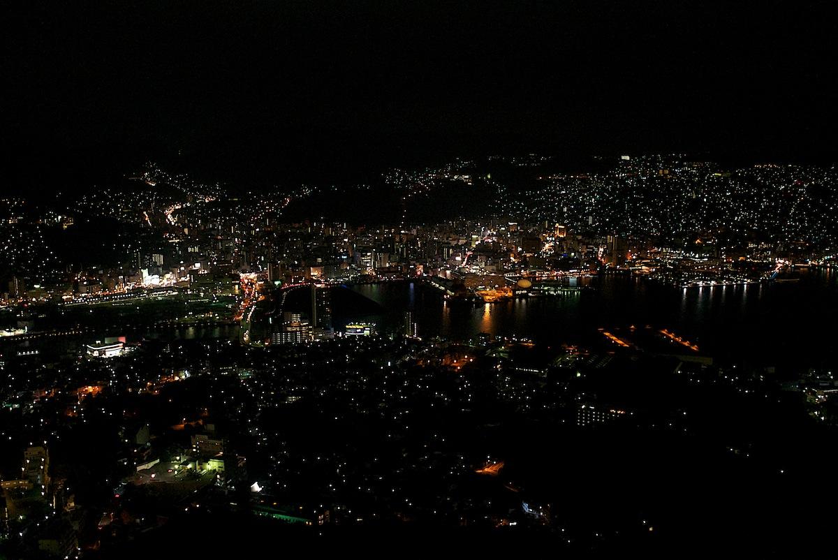 稲佐山 夜景_f0231512_2126227.jpg
