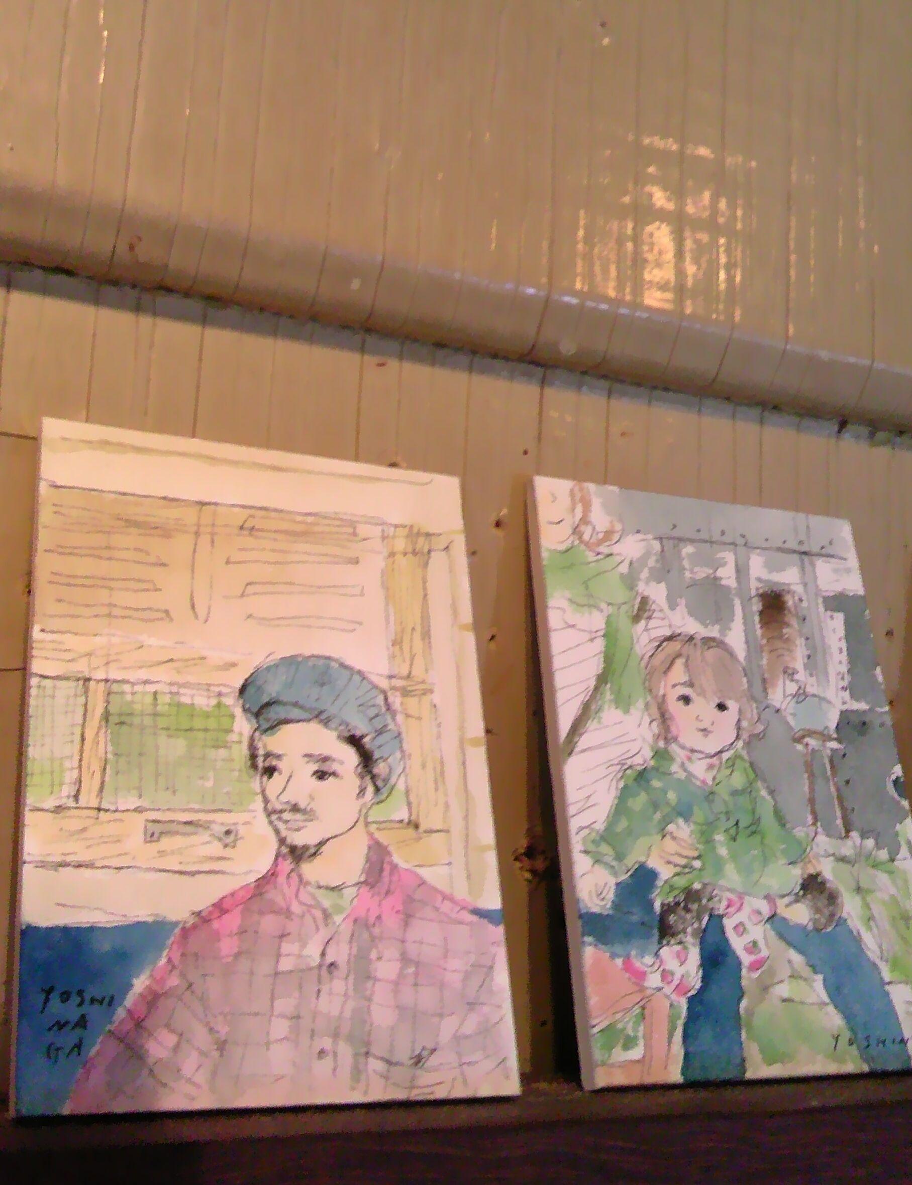 10月27日(土)の似車絵&サイレント貨車報告_a0213316_18215291.jpg