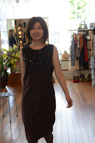 yokoaunty 2012 AW fashion party★_e0275122_13561145.jpg