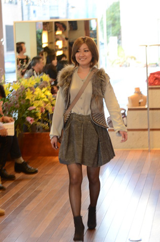yokoaunty 2012 AW fashion party★_e0275122_14105484.jpg
