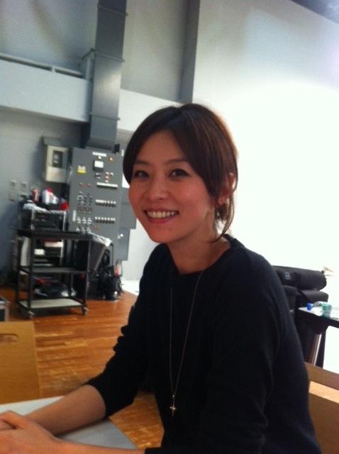 五明祐子の笑顔画像