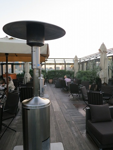 BVLGARI La Terrazza Lounge @ 銀座でオトナ女子会♪_a0055835_1448105.jpg