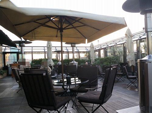 BVLGARI La Terrazza Lounge @ 銀座でオトナ女子会♪_a0055835_1448235.jpg
