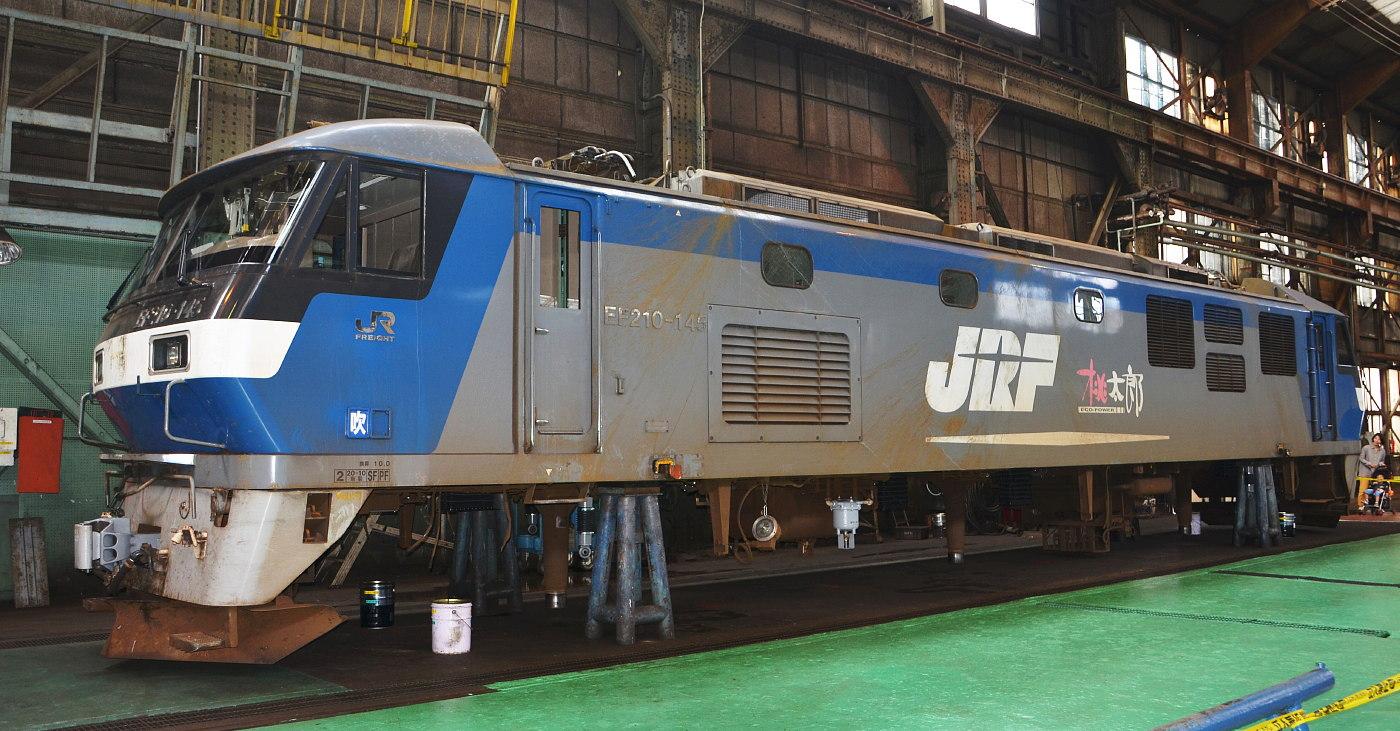 JR貨物広島車両所フェス_a0251146_2202885.jpg