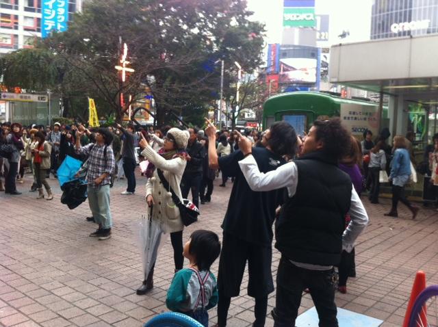渋谷芸術祭_f0137346_1242373.jpg