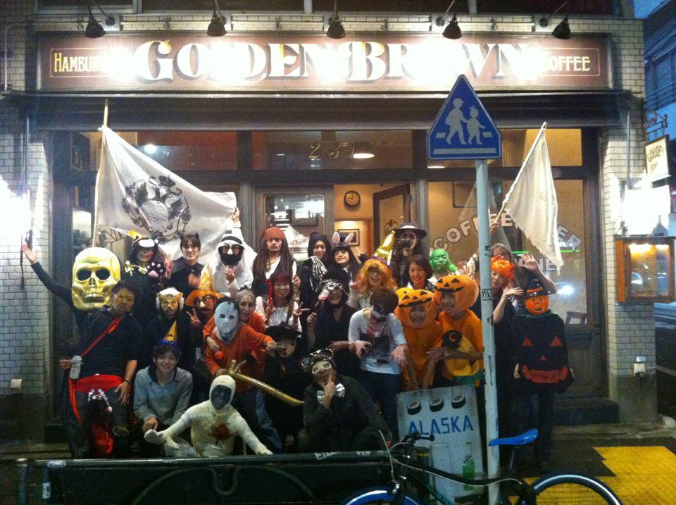 KTSハロウィンパーティー2012!!_f0137346_4111429.jpg