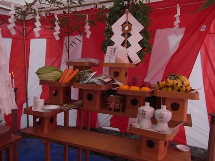『小和滝の家』 地鎮祭_e0197748_21341195.jpg