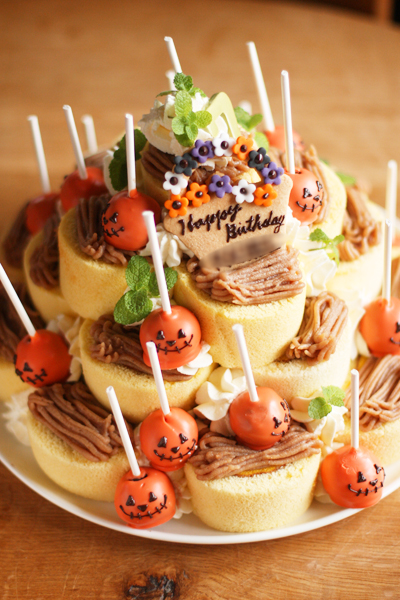 7歳の誕生日とイベントご報告_f0149855_10151391.jpg