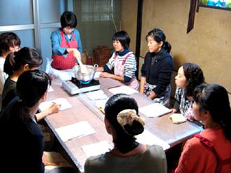 町家で和菓子教室〜秋の上用饅頭作り〜ご報告_b0153663_15384467.jpg