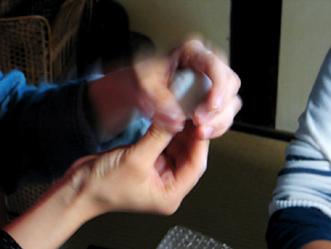 町家で和菓子教室〜秋の上用饅頭作り〜ご報告_b0153663_16161812.jpg