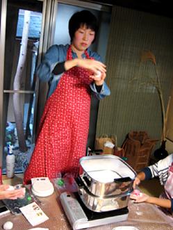 町家で和菓子教室〜秋の上用饅頭作り〜ご報告_b0153663_16171036.jpg