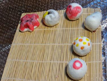 町家で和菓子教室〜秋の上用饅頭作り〜ご報告_b0153663_1639073.jpg