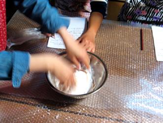 町家で和菓子教室〜秋の上用饅頭作り〜ご報告_b0153663_1652830.jpg