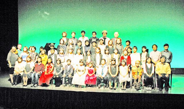 有難うございました。・・・阿野音楽教室30周年記念コンサート_f0051464_10394672.jpg