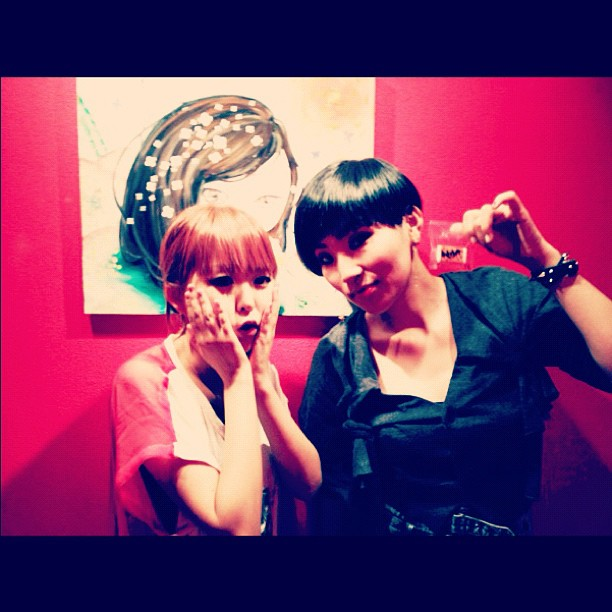 「藤田しず香×ERICO -booom crash-」@ken Hamazaki Red Museum_f0068174_16591953.png