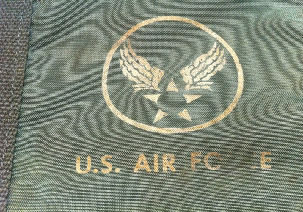 神戸店10/31(水)ヴィンテージ入荷!#6 USAFヘルメットバッグ1st 、B-11 (T.W.神戸店)_c0078587_19473196.jpg