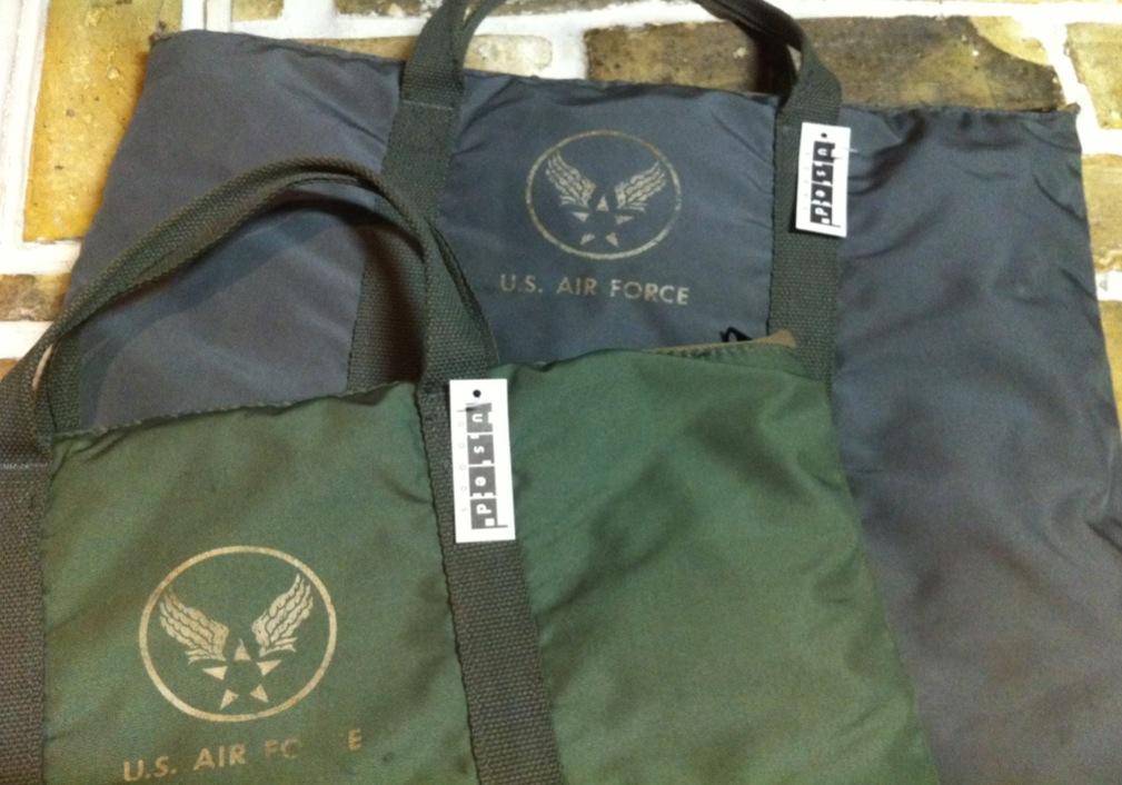 神戸店10/31(水)ヴィンテージ入荷!#6 USAFヘルメットバッグ1st 、B-11 (T.W.神戸店)_c0078587_1947778.jpg
