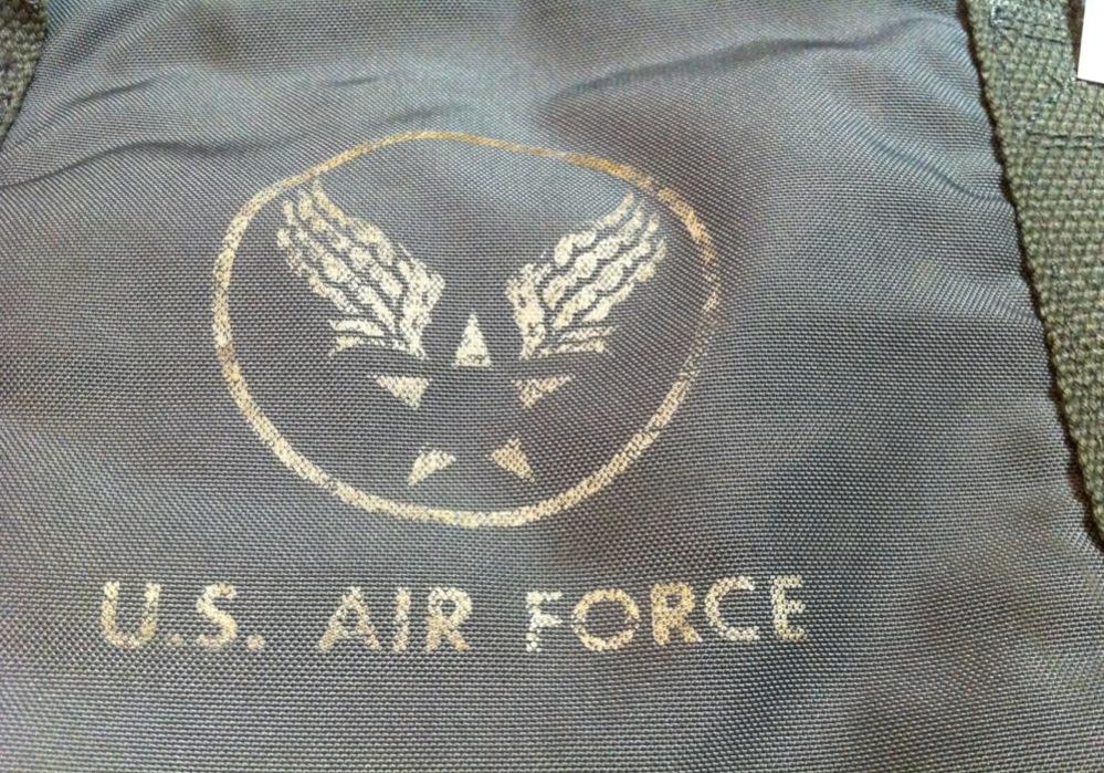 神戸店10/31(水)ヴィンテージ入荷!#6 USAFヘルメットバッグ1st 、B-11 (T.W.神戸店)_c0078587_19481240.jpg