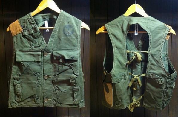 神戸店10/31(水)ヴィンテージ入荷!#6 USAFヘルメットバッグ1st 、B-11 (T.W.神戸店)_c0078587_19483215.jpg