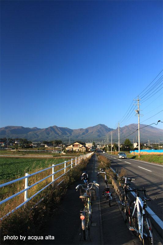 こもがく文化祭に自転車部集合!_d0217090_2283721.jpg