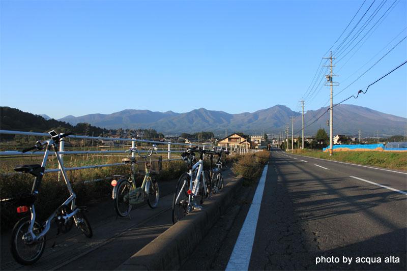 こもがく文化祭に自転車部集合!_d0217090_2283931.jpg