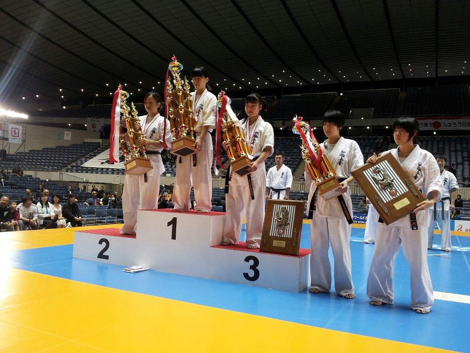 第44回オープントーナメント全日本空手道選手権大会。「史上初の兄弟決勝戦対決!!」_c0186691_12424537.jpg