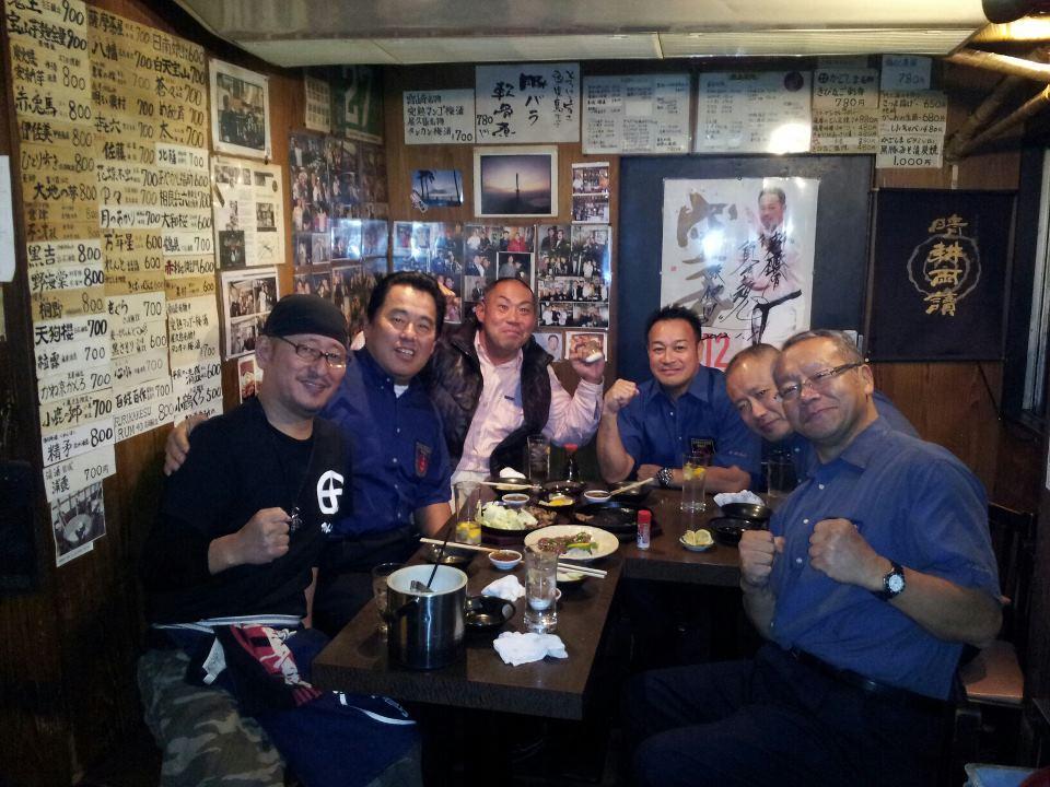 第44回オープントーナメント全日本空手道選手権大会・初日終了_c0186691_9321576.jpg