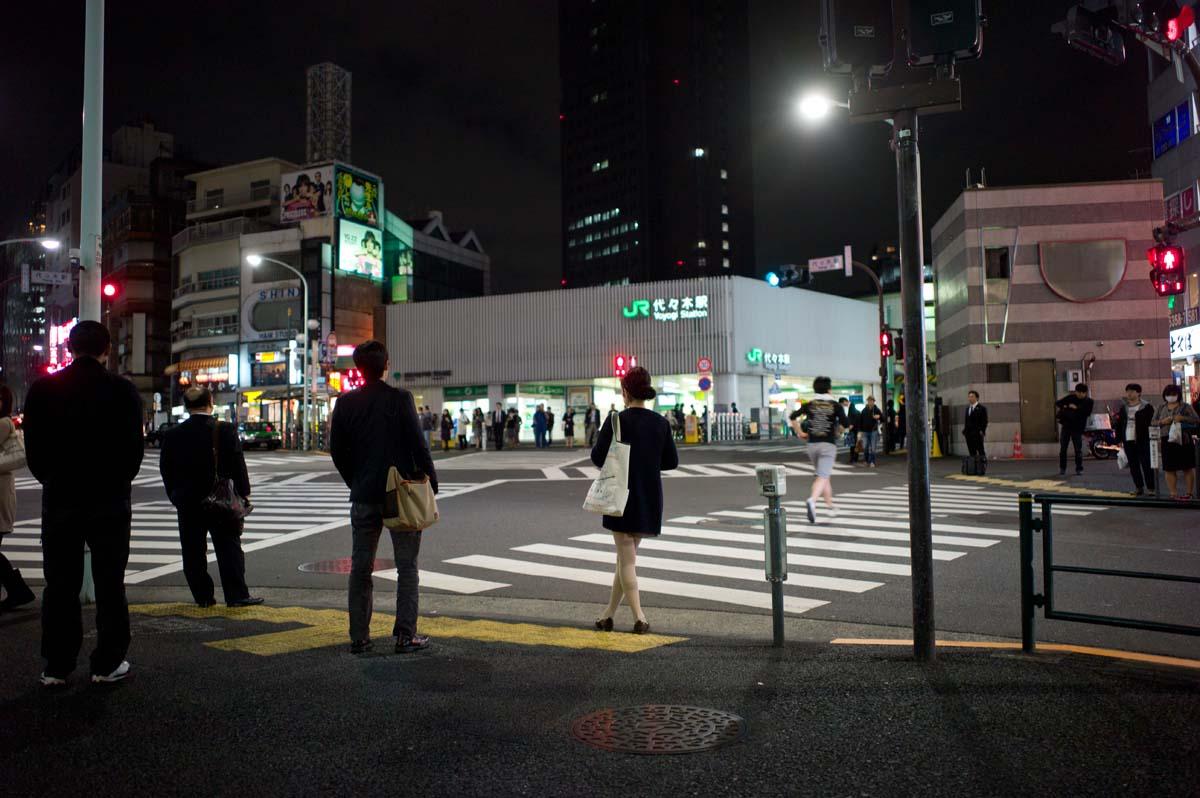 代々木駅定点撮影_a0271402_1944417.jpg
