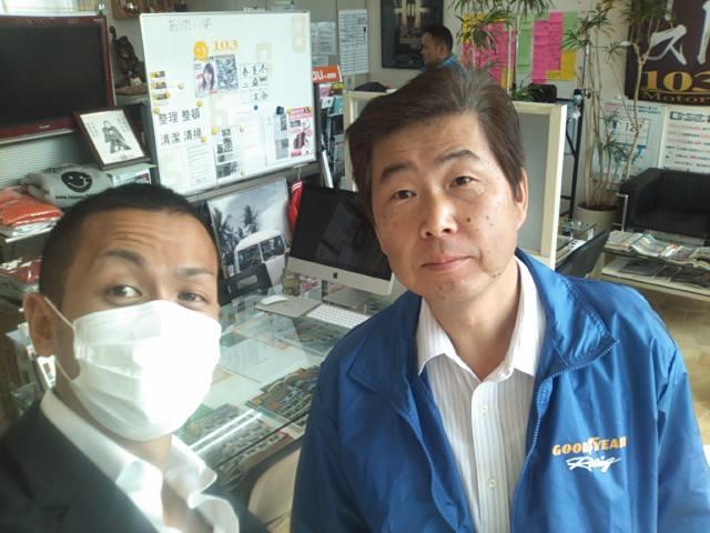 ランクルトミー札幌店(^o^)来店続々_b0127002_1114695.jpg