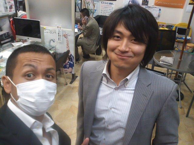 K様、エスティマご成約!!ランクルトミー!!_b0127002_20183229.jpg