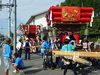 秋祭り<アクティブライフ中町倶楽部>_c0107602_1343598.jpg