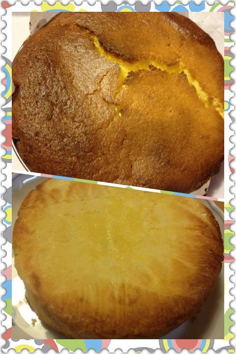 チーズケーキ と エクレア と ピペラードソースを娘と作るの巻 追加で アキュイール閉店移転_a0194908_17252518.jpg