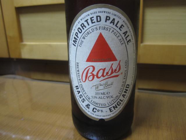 今夜のビールVol.18 バス ペールエール¥238_b0042308_2324552.jpg