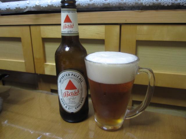 今夜のビールVol.18 バス ペールエール¥238_b0042308_23282867.jpg